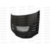 Seibon CW Style Carbon Fiber Hood - EVO 8/9