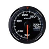 Defi White Racer 60mm PSI Oil Temperature Gauge