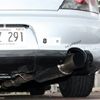 Rexpeed Carbon Fiber Rear Diffuser - EVO 8/9