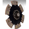 ACT Solid 6 Puck Clutch Disc - EVO 8/9