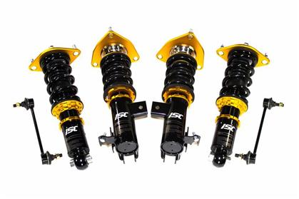 ISC Suspension 08+ Mitsubishi Lancer N1 Coilovers