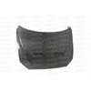 Seibon OEM Style Carbon Fiber Hood - EVO X