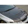 ChargeSpeed FRP Vented Hood - EVO 8/9