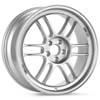 "Enkei RPF1 Silver 17"" Rims Set (4) EVO 8/9"