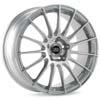 "Enkei RS05 Bright Silver 18"" Rims Set (4) EVO 8/9"