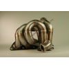 Full-Race ProStreet T3 44mm Turbo Manifold - EVO 8/9
