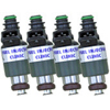 FIC 850cc High Flow Fuel Injectors - EVO 8/9