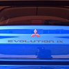 Rexpeed Carbon Fiber Evolution IX Trunk Badge - EVO 9