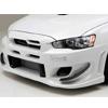 Ings+1 N-Spec FRP Front Bumper - EVO X