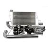 TurboXS Front Mount Intercooler Kit w/Piping - EVO X