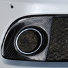 Rexpeed Carbon Fiber Fog Light Covers - EVO X