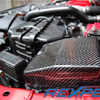 Rexpeed Carbon Fiber Fuse Box Covers Set - EVO X