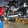 Megan Racing Rear Camber Lower Arm Bars Set: EVO X