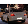 Bay Speed Aero CW Style Rear Bumper - EVO 8/9