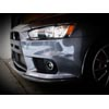 JDP Engineering DL Style Carbon Fiber Front Lip - EVO X