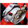 Three Speed Stainless Steel Scatter Shield - EVO 8/9