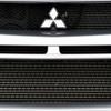 Mitsubishi OEM Front Diamond Emblem - EVO 9