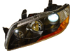 Mitsubishi OEM JDM EVO MR Headlight Set - EVO 8/9