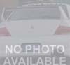 Mitsubishi OEM Rear Door WIndow Glass Left Runchannel - EVO 8/9