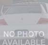 Mitsubishi OEM Rear Bumper Upper Left Plate - EVO 8/9