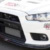 APR Carbon Fiber Front Lip Spoiler - EVO X