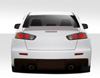 Extreme Dimensions Duraflex GT Concept Trunk - Evo X / Ralliart