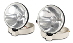 """Extreme Dimensions Foglights (clear) Size: 7 1 / 4"""" round - 2 Piece - EVO 8/9"""