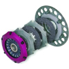 Exedy Hyper Twin Plate Heavy Duty Clutch - EVO 8/9