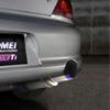 Tomei Expreme Titanium Cat Back Exhaust - EVO 8/9