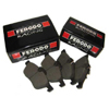 Ferodo DS1.11 Rear Brake Pads - EVO X