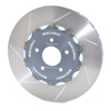 Girodisc Front Slotted 2pc Rotor Set - EVO X
