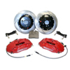 StopTech Rear Big Brake Kit w/Red ST-40 Calipers - EVO X/2009+ Lancer Ralliart