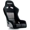 Bride Cusco Vios III+C Carbon Aramid - Silver/Black Suede Seat