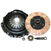 Competition Clutch Stage 3 Un-Sprung - Segmented Cerametalic Clutch Kit - EVO 8/9