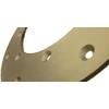 Fidanza Friction Plate - Lancer GTS, ES, DE 2008