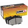 Hawk Performance Ceramic Rear Brake Pads - EVO 8/9