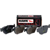 Hawk HP Plus Front Race Brake Pads - Lancer Ralliart 2009+