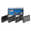 Hawk HPS Front Street Brake Pads - Lancer Ralliart 2009+