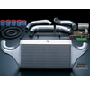 HKS Type 2 Front Mount Intercooler + Full IC Piping: EVO X