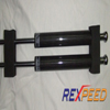 Rexpeed Carbon Hood Dampers - EVO X