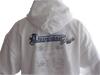 LancerShop Ver. 1 White Hoodie : Large