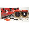 Brembo GT 355mm 4 Piston Front Big Brake Kit (2-piece Rotors) EVO 8/9
