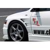 ChargeSpeed D-1 Wide Body 20mm Front Fenders - EVO 8/9