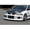 ChargeSpeed Type 1 Front Bumper - EVO 8/9