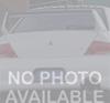 Mitsubishi OEM Steering Wheel w/Airbag (Black) - EVO 8/9