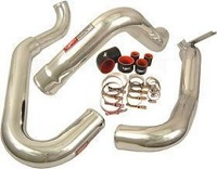 Injen Intercooler Pipe Kit (Will Not Work w/ Factory Air Box)- EVO 8/9