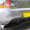 Rexpeed Carbon Fiber Rear Diffuser - Voltex Style - JDM EVO 9