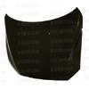 Seibon Carbon Fiber Hood OEM-Style - Lancer GTS, ES, DE 08-09