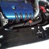 Rexpeed Carbon Fiber Radiator Cooling Plate - Lancer GTS, DE, ES 2008+