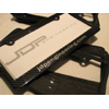 JDP Engineering Carbon Fiber License Plate Frame